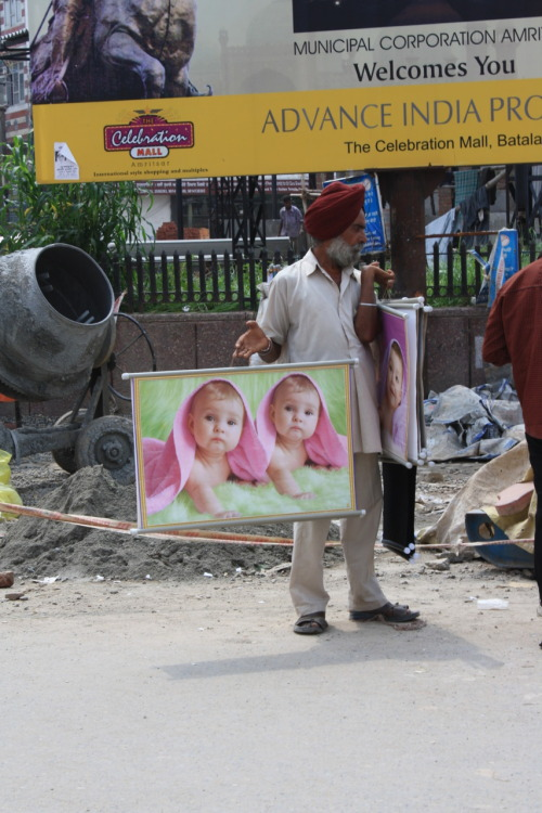 Amritsar, India - Some things I will never understand