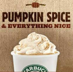 Can't wait for pumpkin spice lattes! I can think of three Starbucks within walking distance of my res, two of which are only five minutes' walk from each other. Oh, Vancouver.