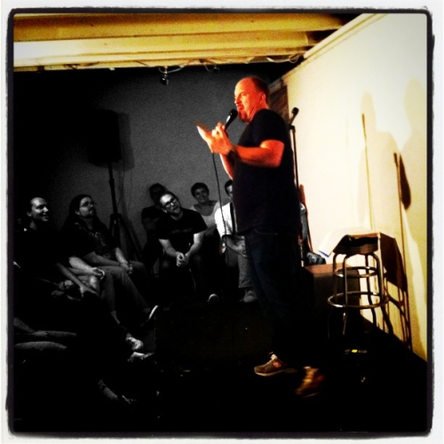 @LouisCK did a Surprise Drop in Tonight at @Metdown_Show! Killlled!