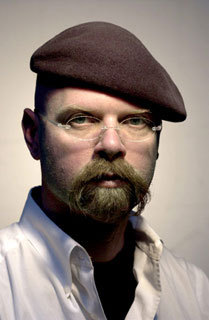 The Death Glare of Mythbusters' Jamie Hyneman, probable INTJ