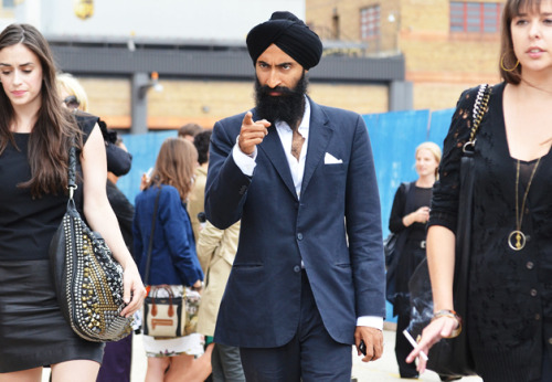Waris Ahluwalia…absolutely brilliant…