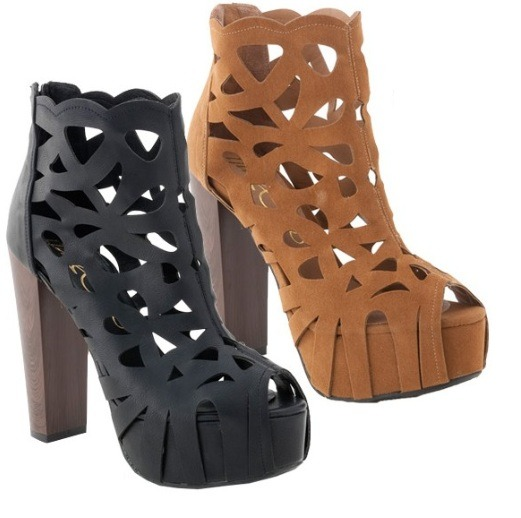 Few too many drinks P1,850  Heel height: 11cm Platform height: 4cm Size: 35 to 39 Colors: black, caramel Upper material: artificial leather/ PU Sole material: complex bottom  View sizing guide here Order now