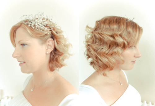 Helen and her angelic Vintage curls!