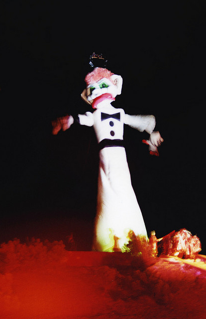 fuckyeahsantafe:  Burning of the Zobra