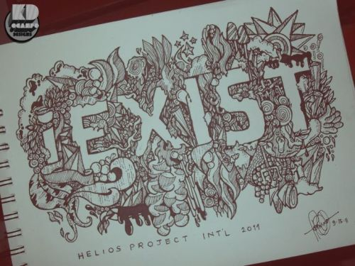 Helios Project International Presents: iEXIST(c)Kelvin Dhel Ocampo
