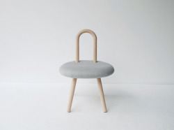 theydesign:  Very modern and fun Chair by Studio Ju-Ju