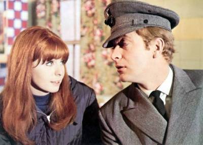 "Michael Caine liked Gingers before they were deemed ""spicy."" Fuck Yeah"
