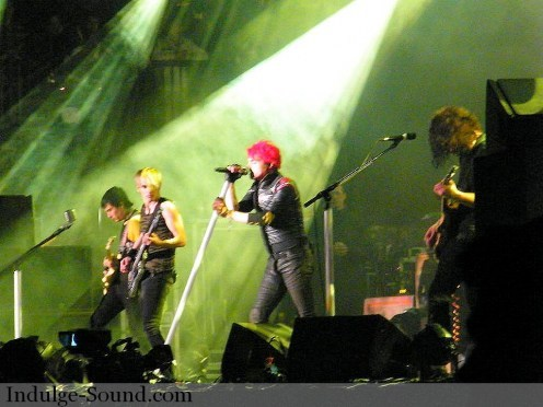 Check out our photos of My Chemical Romance from Leeds Festival a few weeks ago! View all photos | Follow Indulge on Tumblr, Twitter & Facebook.
