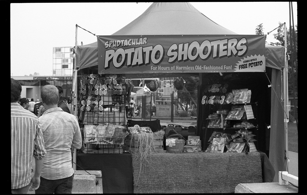 Comes With A Free Potato! - CNE 2011