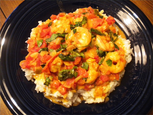 Thai Coconut Curry Shrimp Recipe by Coconut Recipes on Flickr.