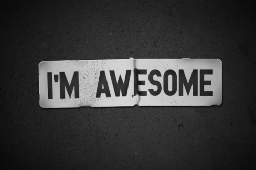 Yes. Yes you are. :)