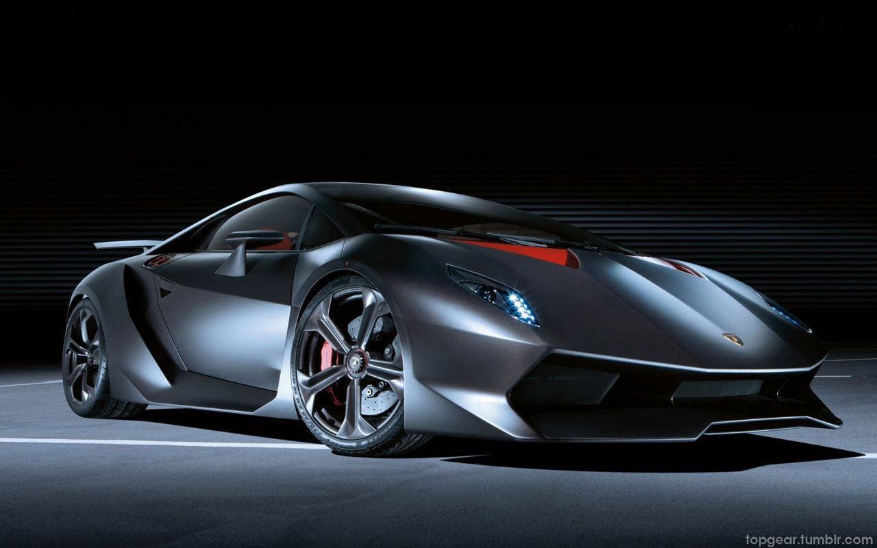 topgear:  Lamborghini to build Sesto Elemento  Today, at the Frankfurt motor show, Lamborghini chief Stephan Winkelmann confirmed the Sesto Elemento - the 999kg ode to carbon fibre that stole the floor at last year's Paris motor show - will go into a limited series production. Yes, today is a good day.  Only 20 will be made. For track use only. Get your name in now. Deets at the link.