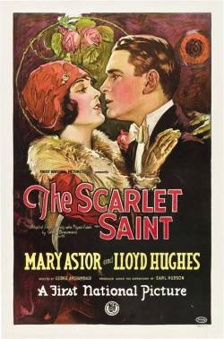 theloudestvoice:  The Scarlet Saint, 1925