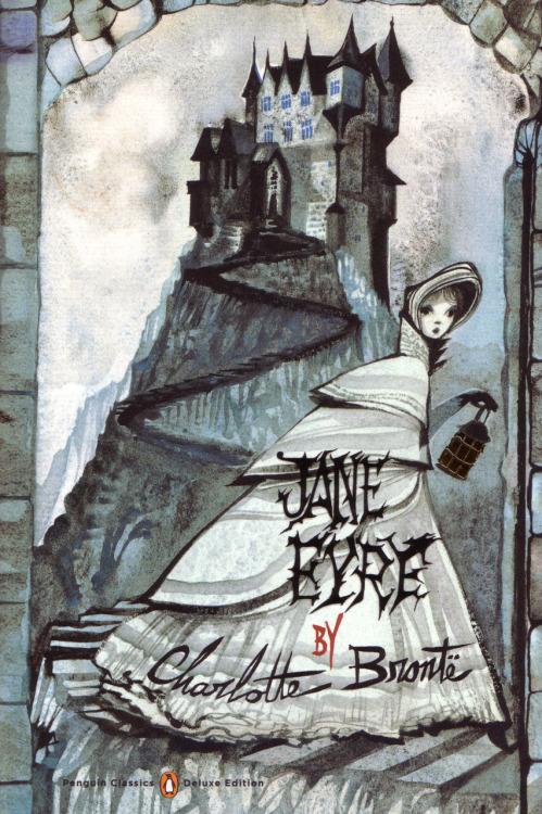 superstarling:  I also dig this Jane Eyre cover.