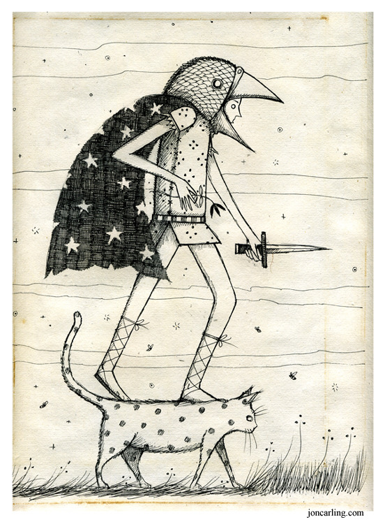 joncarling:  'The Journey of Hermes' Son' Jon Carling