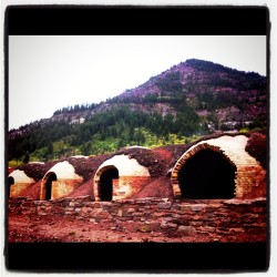 Coke Furnaces, Redstone, Colorado.