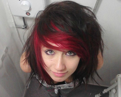 inkhairandmetal:  okay I used to look like this