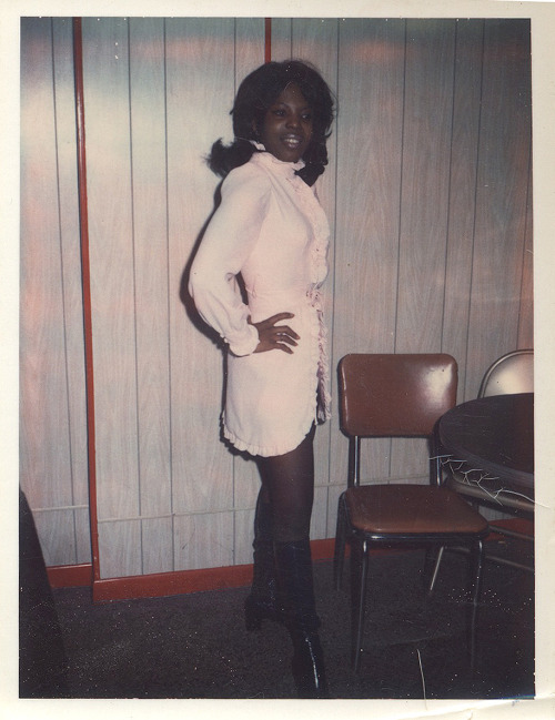 Ms. Hip 1970's ©WaheedPhotoArchive, 2011