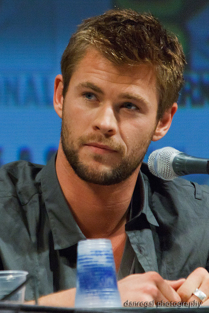 Chris Hemsworth on Flickr.