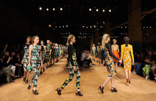 Tropic Thunder at Proenza Schouler Photo: Getty Images