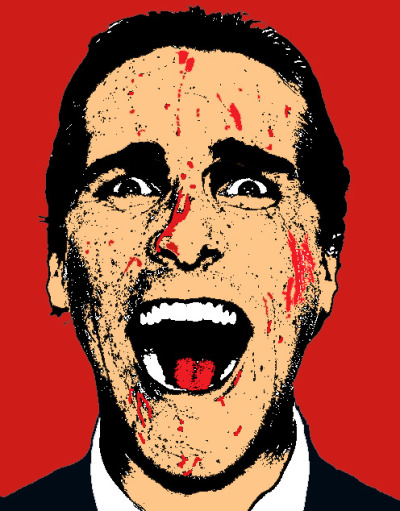 Patrick Bateman …you could be my hero