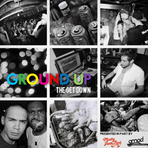 "5 more days until the new ""Ground Up"" mixtape! Really excited!"