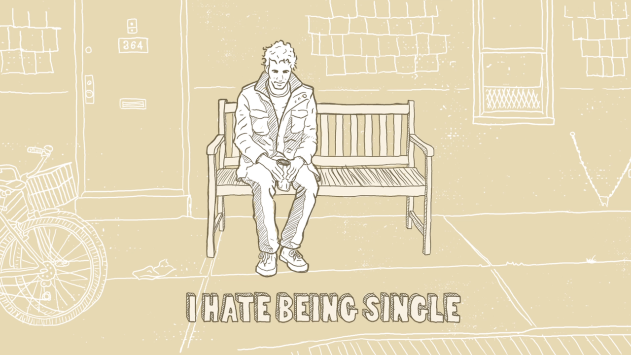 theportable:  I Hate Being Single
