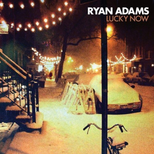 "Ryan Adams - Lucky Now single cover. Photo by Vivienne Gucwa (me!)  Blizzard in the East Village, New York City.   I have some incredible news to share. I was contacted by Ryan Adam's independent music label a couple of months ago regarding commercial usage of one of my photos from this past winter for the cover of Ryan Adam's latest single called ""Lucky Now"" (shown here in this post). I happily agreed!    The single is off Ryan Adam's upcoming album called ""Ashes & Fire"". You can view the cover to the single with my photo on it as well as listen to the single on Ryan Adam's official Facebook page here:    Ryan Adams - Lucky Now   It's impossible to articulate how over the moon I am about this! I am extremely grateful to Ryan Adams for using my photo for this particular single.   The photo is special to me because it was taken during the peak of a very rough blizzard last winter which I ventured out in specifically with the intent of capturing my neighborhood wrapped in the embrace of a beautiful storm. The blizzard produced wind gusts of 55+ mph and ended up blanketing New York City in 20 inches of snow. It was taken in the East Village on one of my favorite streets in the winter. I love winter storms down here on the Lower East Side. It's nearly impossible to keep me inside when the world is transformed into a wild snow-globe. There is nothing quite like New York City covered in freshly fallen snow.  I have created an album over at my Google Plus profile which shows the original photo along with the album cover (shown in this post):  Ryan Adams - Lucky Now single cover with photography by Vivienne Gucwa  —-  Buy ""Winter Blizzard - New York City"" Cards, Prints and Posters here, View my store, email me, or ask for help."