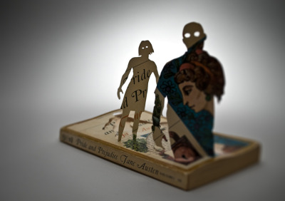 randomfives:  Zombie book art by Thomas Allen http://thomasallenonline.com/2009/12/02/fear-and-flying/