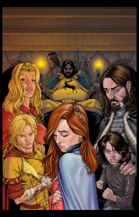 Game of Thrones covers by ~UnderdogMike