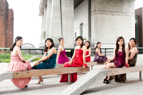 More of the same shoot at Highline Park for pre-prom.