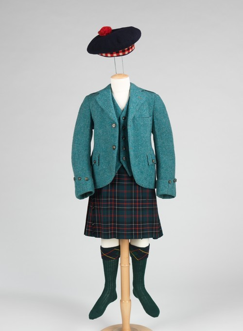 Scottish ensemble via The Costume Institute of the Metropolitan Museum of Art