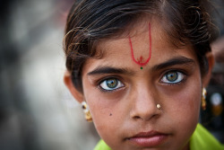 Eyes, Dwarka by s i a m on Flickr.