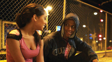 FALLING FOR SAHARA (FILM)  Three young African refugees in Melbourne's inner-west find that love is never simple - especially when they all have eyes for the same girl. Beniam, Remzi and MJ are best friends. Hanging out at the Flemington housing commission flats they call home, the three Africans share a tight bond and a love of footy. But with the arrival of Sahara - smart, beautiful and AFL-mad - the three friends suddenly find themselves competing for the same girl. Director Khoa Do co-wroteFalling for Saharawith his cast of African-Australian actors, refugees recently arrived from Ethiopia, Eritrea, Sudan and Somalia. A tireless advocate for refugees and at-risk youth in Australia, Do was awarded Young Australian of the Year in 2005.Falling for Saharais the second film in his 'refugee trilogy'.   MIFF recommends:Age 14+Some adult themes, mild violence and coarse language    Facebook page