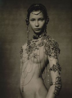 aliceinsideofiris:  Tiiu Kuik by Paolo Roversi  Vogue Italia September 2003