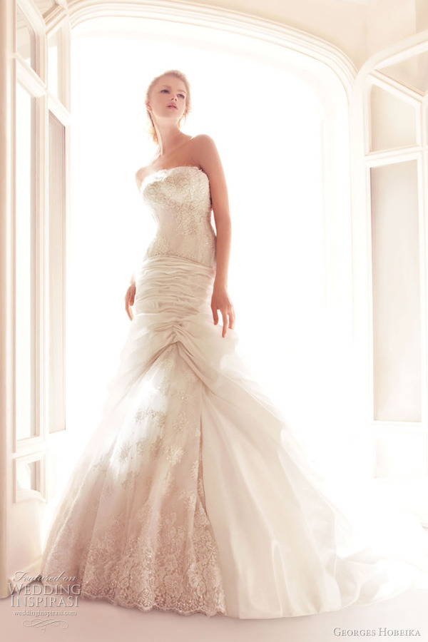 mollymisery:  Georges Hobeika Wedding Dresses 2011