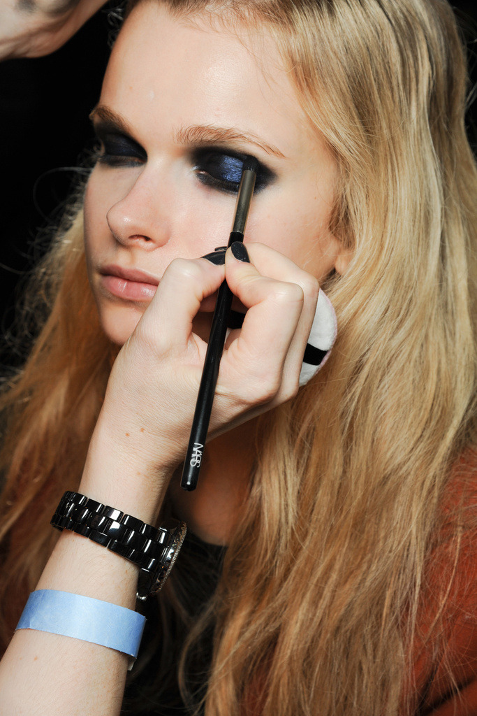 Rodarte s/s 2012 make-up