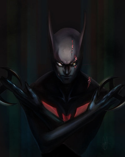 whatqsees:  loved Batman Beyond.   Swag