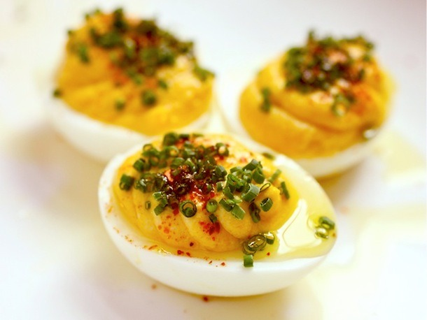 NOM. [Great Deviled Eggs | Serious Eats : Recipes]