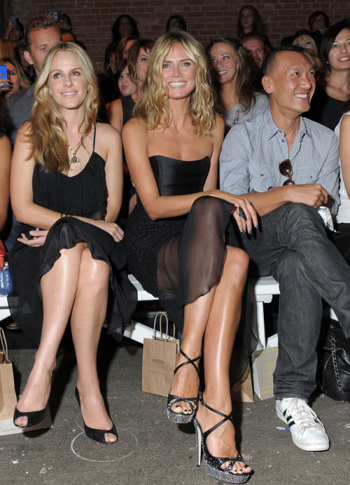 Is Heidi Klum really the most dangerous celebrity on the Internet?