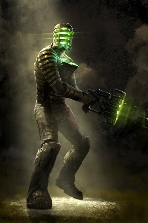 insanelygaming:  Dead Space - by Alexander Kintner