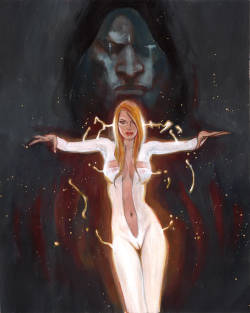 xombiedirge:  Cloak and Dagger by Marc Beachum