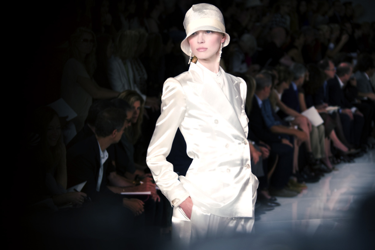 Chicer than a model on a runway? W's Spring 2012 collections coverage. Click through photos, videos and more here.