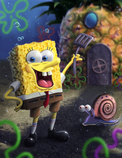 spongebobtumblrpants:  via Devian Art
