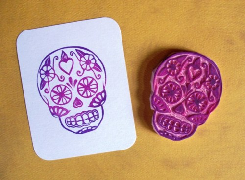stampinggrounds:  sugarskull7