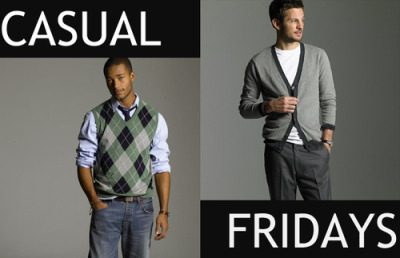 Make Everyday Casual Friday