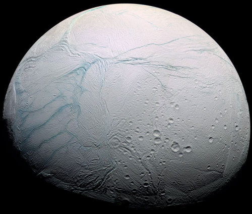 n-a-s-a:  Fresh Tiger Stripes on Saturn's Enceladus