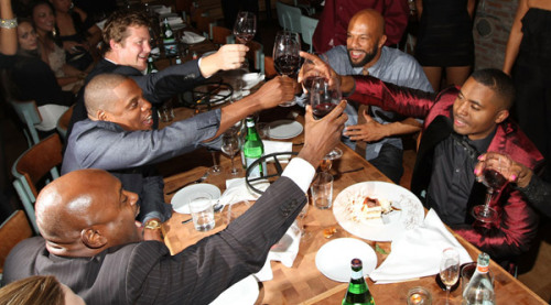 "A toast amongst friends….make sure yours is just as congenial this weekend. ""I would like to make a toast to lying, stealing, cheating and drinking. If you're going to lie, lie for a friend. If you're going to steal, steal a heart. If you're going to cheat, cheat death. And if you're going to drink, drink with me."" - - Anonymous"