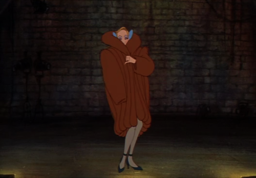 From Don Bluth's Anastasia