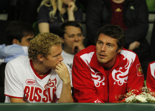 Marat and Dima. You're welcome.